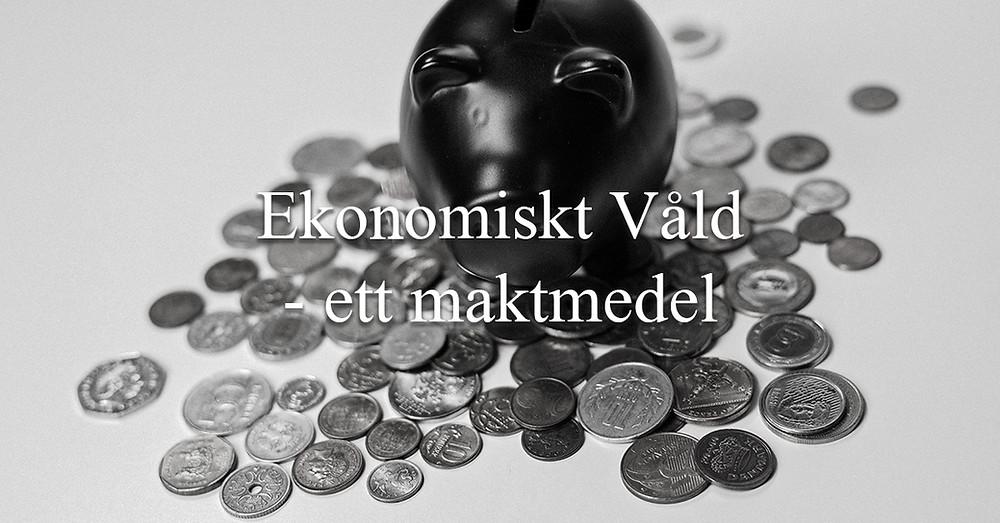 svartvit bild på spargris och pengar