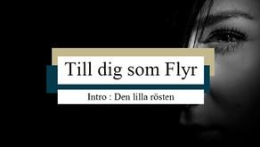 Till dig som Flyr, en kom ihåg- lista för överlevare (Del 1)