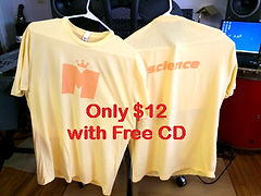 SCIENCE shirts sale.JPG