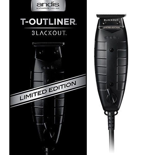 Andis T-Outliner Blackout – Limited Edition #05110