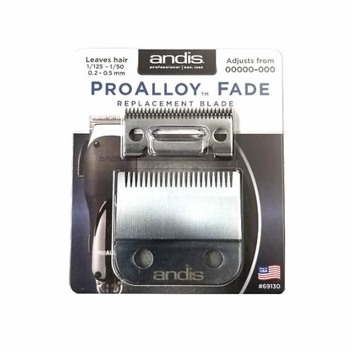 Andis ProAlloy Fade Blade #69130