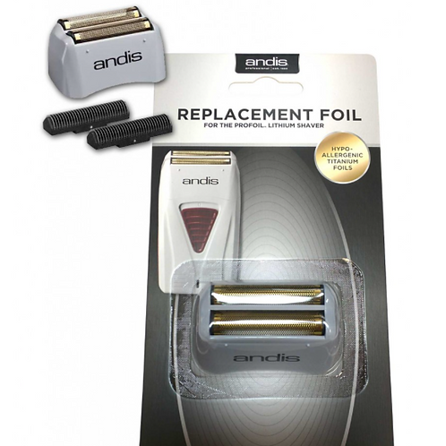 Andis Profoil Lithium Replacement Foil and Cutter Bar