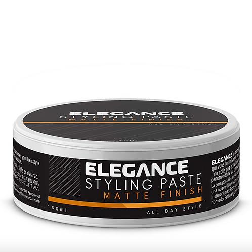 Elegance Hair Styling Paste - Matte Finish - 150ml
