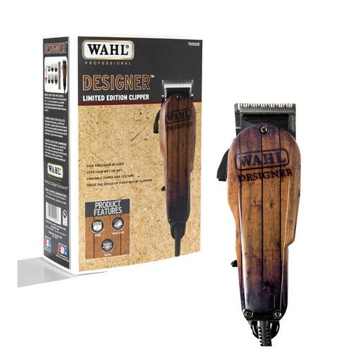 Wahl Professional Wood Designer Clipper #8355-3101