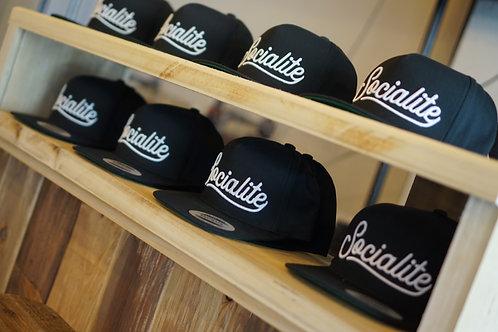 SOCIALITE™ Snapback Caps