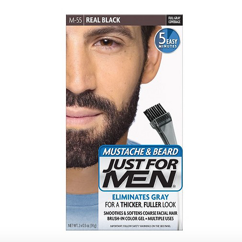 Just For Men Mustache and Beard Hair Color
