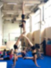 спортивная гимнастика для детей от 2 лет