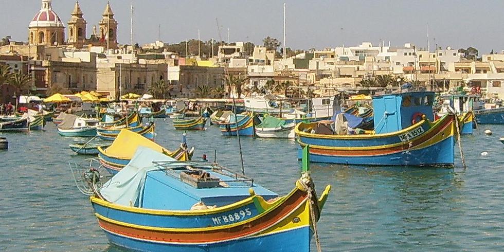Club100-årsmöte på Malta
