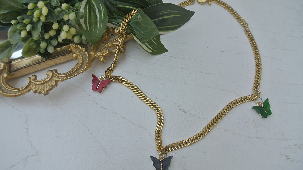 Flutter - Necklace