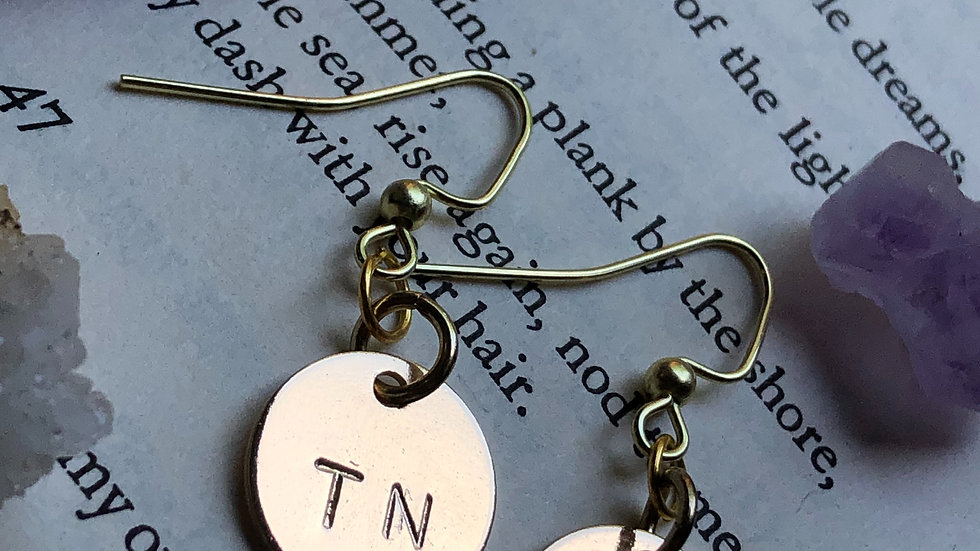 TN Home Sweet Home • Earrings