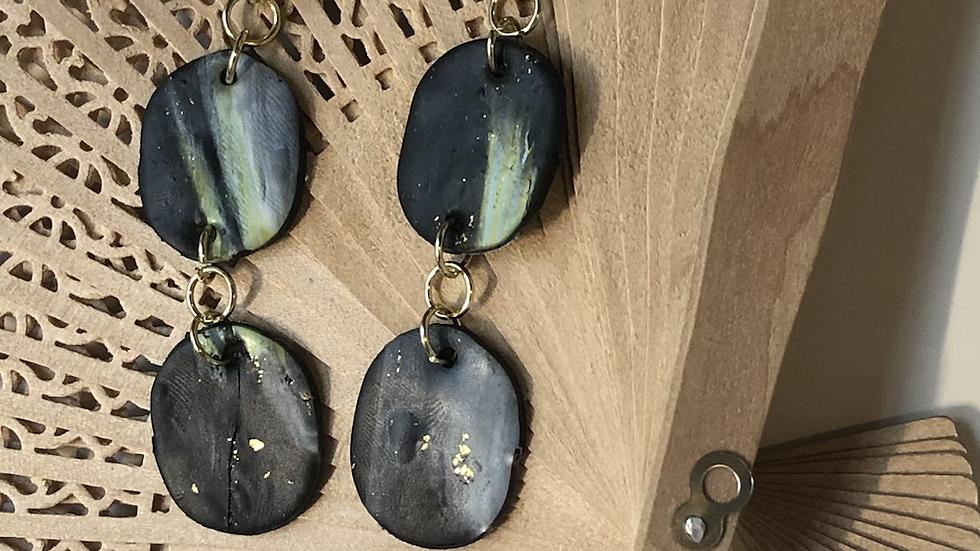 Horizon • Clay earring collection