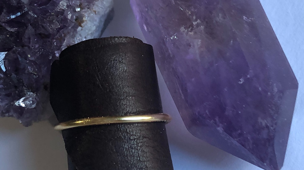 Timeless - Ring bands Request ring size with purchase