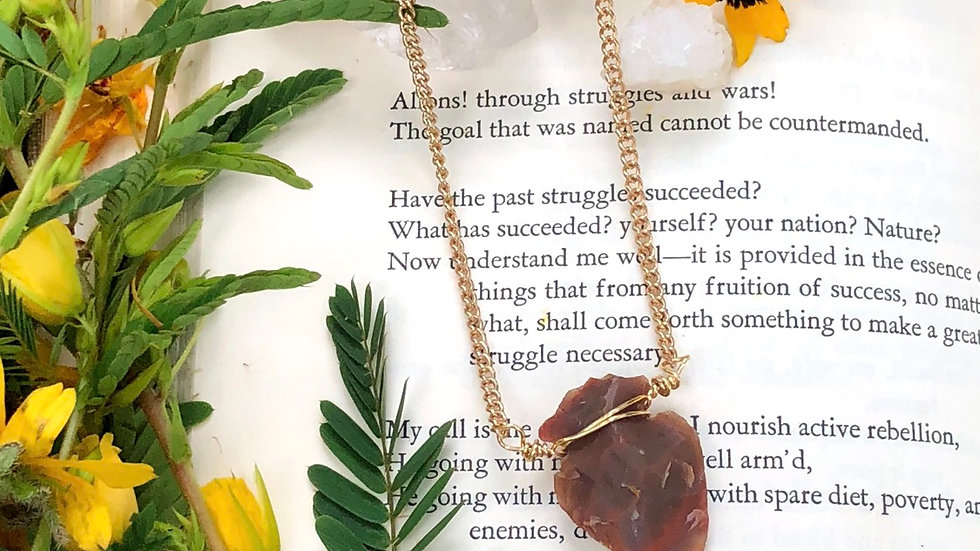 Forward • Necklace