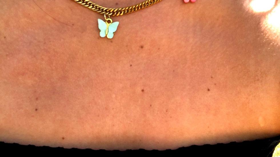 Fluttering ~ Necklace