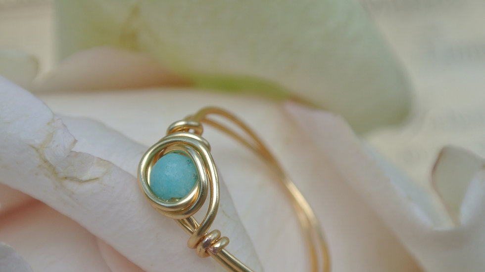 Bay ring ~Request size with purchase