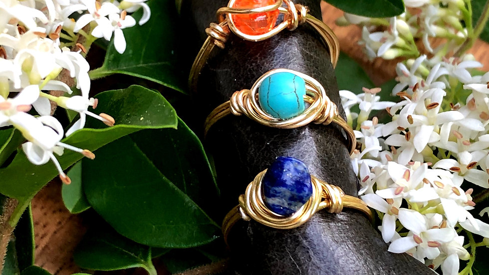 Ring Bundle • Request size with Purchase