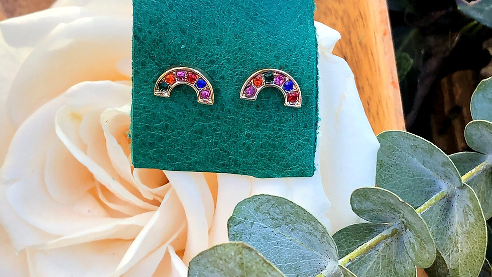 Over The Rainbow • Earring collection
