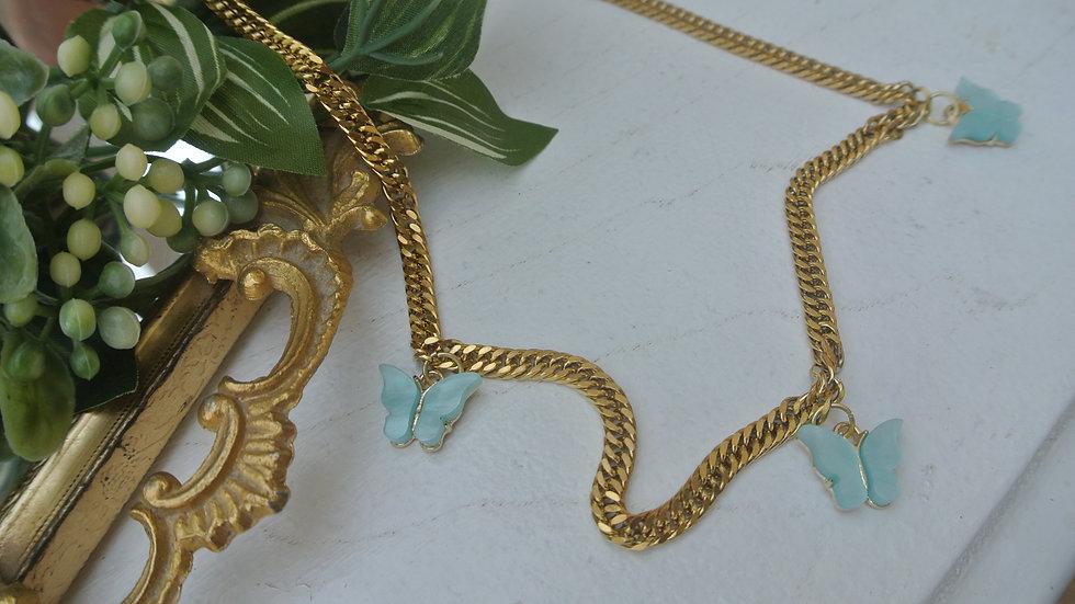 Flutter - Necklace