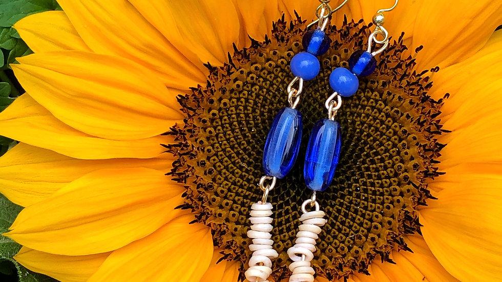 Coral - Earrings