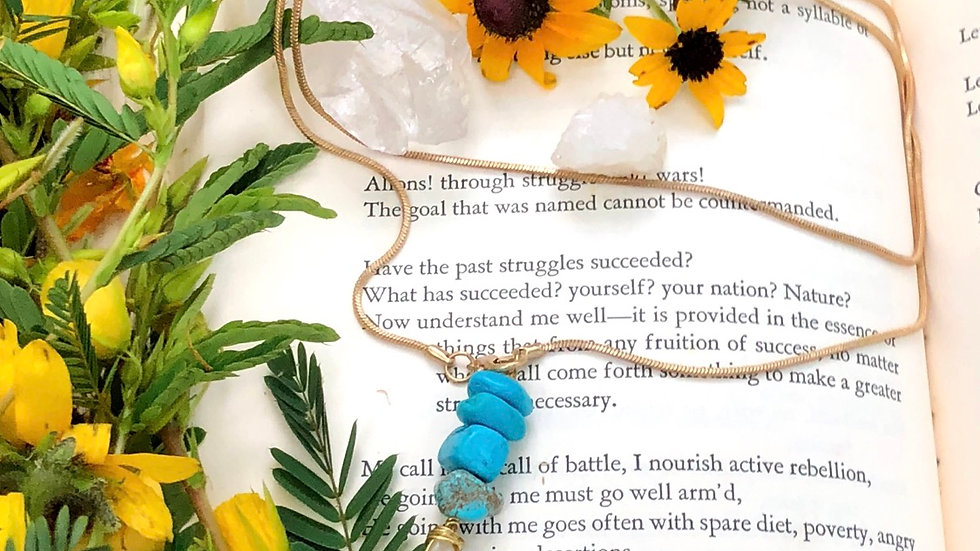 Makers • Crystal Necklace