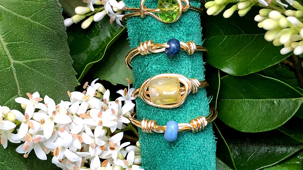 Ring Bundle • Request ring size with