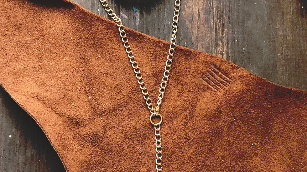Selena • Drop Necklace