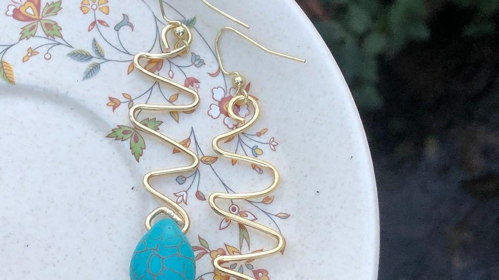 Zigzag • Earrings