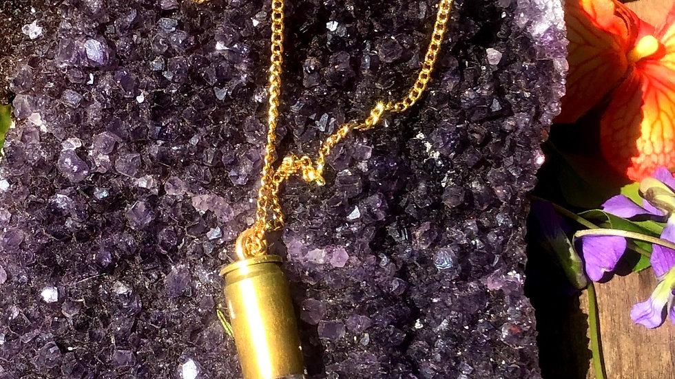 Bullet Bling ~ Necklace
