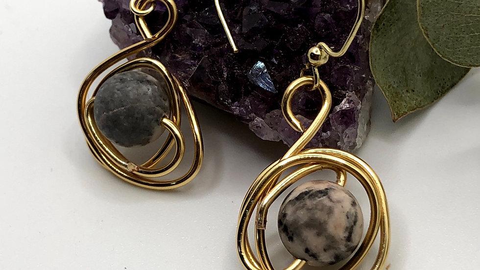 Orbit - Earrings
