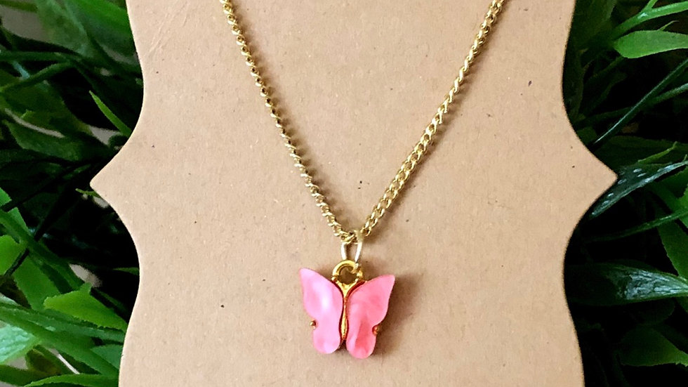 Flutter • Necklace
