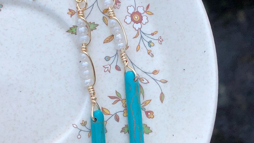 Lilly • Earrings