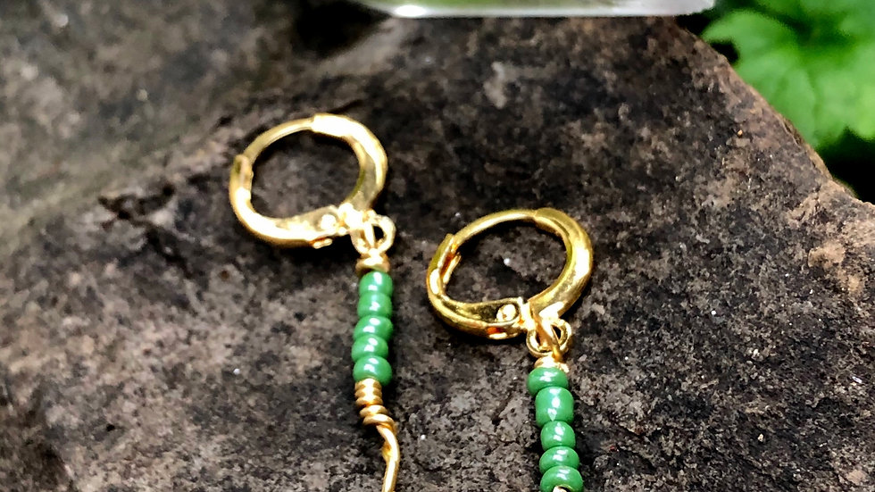 Coastal - Earring collection - Request letter with