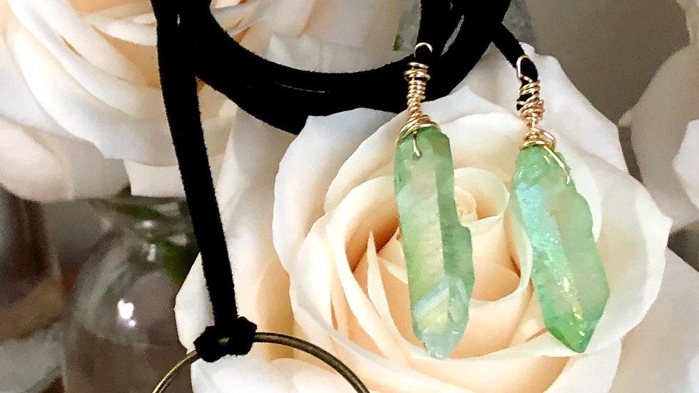 Wrap Necklace •