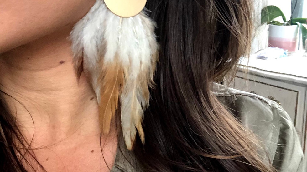 Born to fly • Earring collection