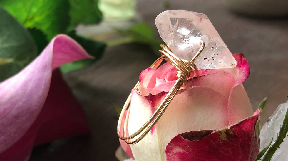 Crystal dream ring - Request ring size with purchase