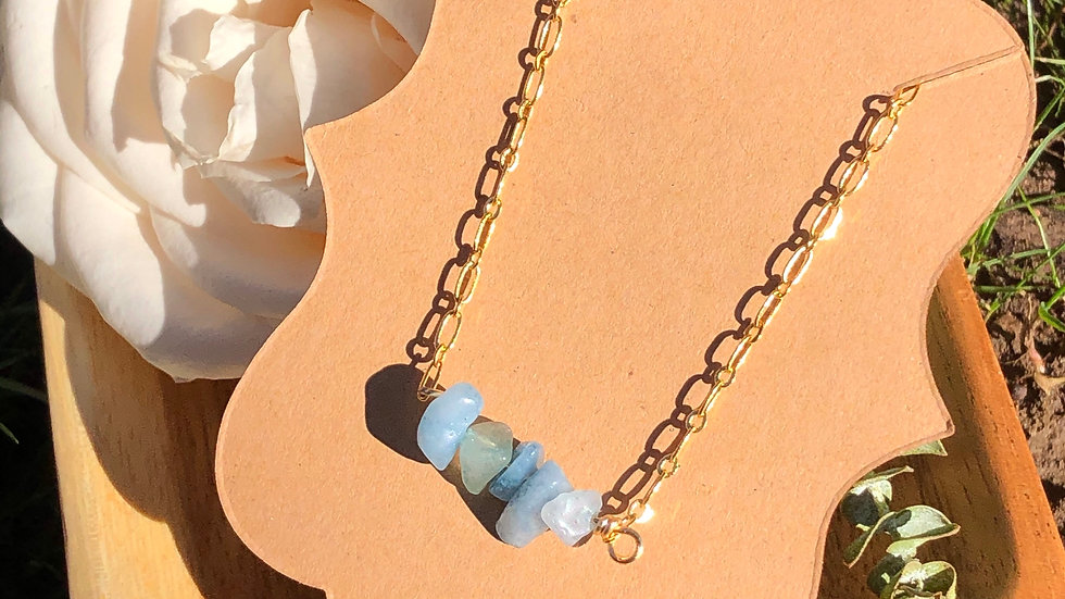 Sydney • 18 inch chain necklace