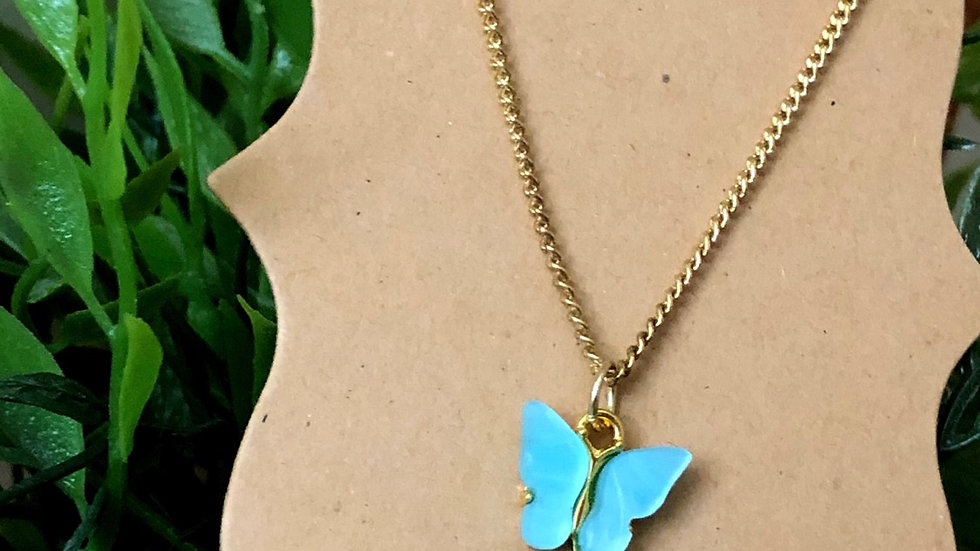 Flutter • Necklace