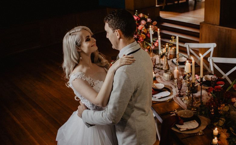 LE Wedding Consulting & Planning - STYLED SHOOT
