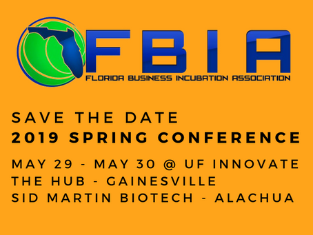 F.B.I.A. 2019 Spring Conference