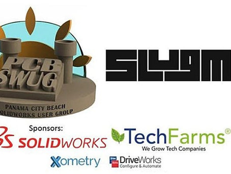 SolidWorks Largest User Group Meeting Ever at TechFarms