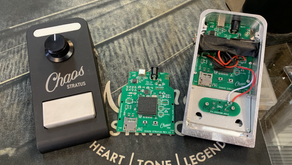 Chaos Audio Kickstarter for Stratus Guitar Pedal Going Strong
