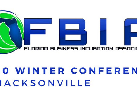 Florida Business Incubation Association's Winter Conference in Jacksonville