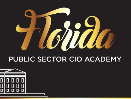 Florida Public Sector CIO Academy 2019
