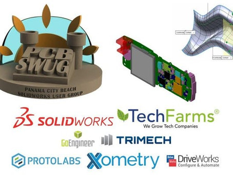 SolidWorks User Group Meeting @ TechFarms