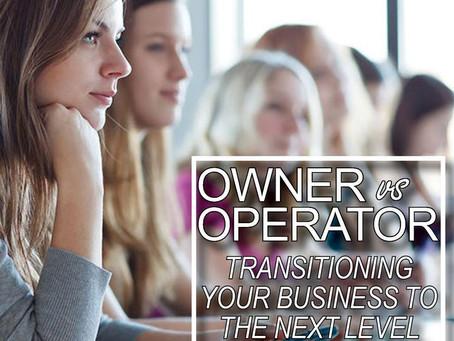 Owner vs. Operator