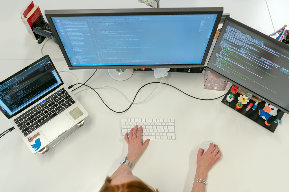 software development computers work