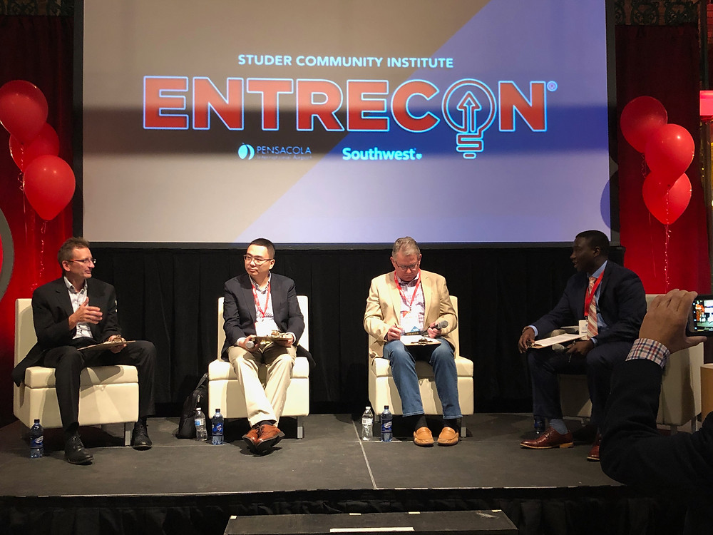 Panel Discussion: From University Research to Market