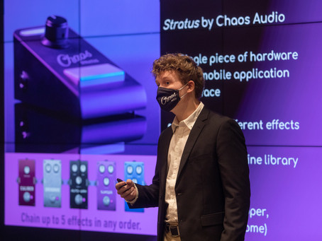 Chaos Audio Takes Home $10,000 in Business Innovation Contest at FSU
