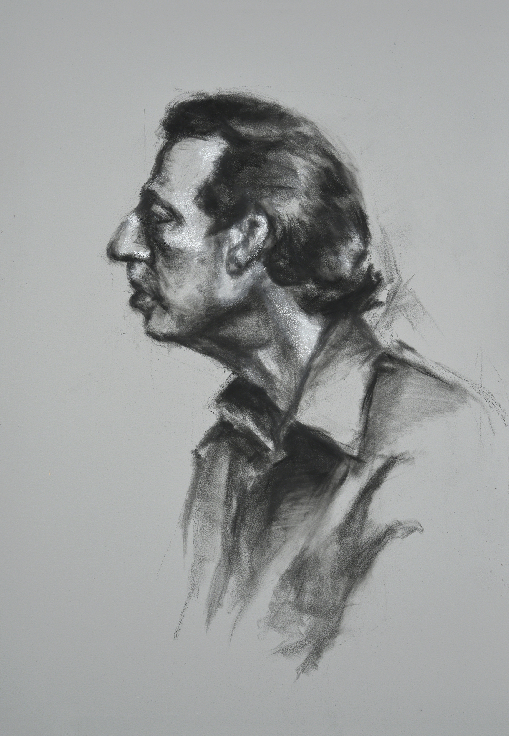 Howland-Murray_Four-Hour Sketch Man in P
