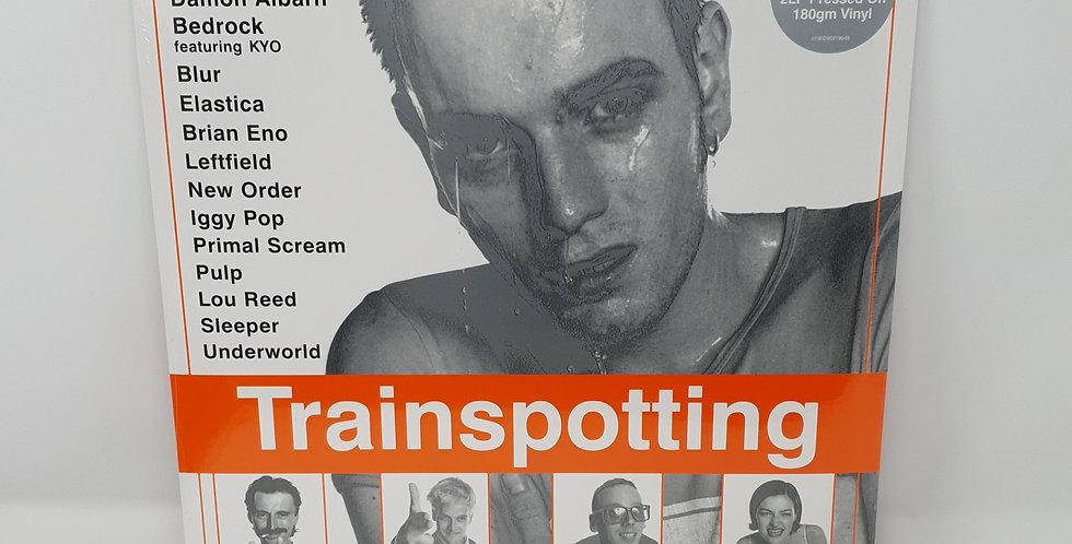 Trainspotting Soundtrack Vinyl Album